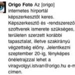 Képszerkesztőt keres az Origo