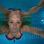 Lubickolás bikinis Szépségkirálynő jelöltekkel