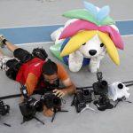 Egy atlétika világbajnokság fényképei