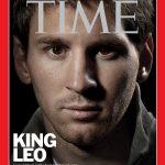 Time: nyolc perces címlapfotózás Lionel Messivel