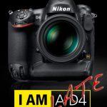 Késik a Nikon D4 megjelenése