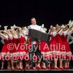 Fotók a Mojszejev tánckar budapesti fellépéseiről