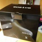 Hosszas késés után végre kapható az EOS-1D X