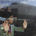 Képek az Endeavour legutolsó útjáról