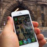 iPhone5 fotó teszt kutyafuttában