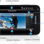Androidra is megjelent a GoPro távvezérlő mobil alkalmazása