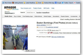 Unauthorized Boston Bombing Photo Book Violated Copyrights - NPPA (angol)