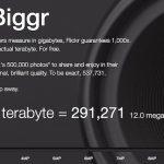 1 TB ingyen tárhely a Flickrtől