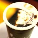 Selfie Latte: arckép a kávéd habjában