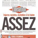 Képek nélkül jelent meg a Libération