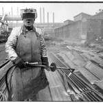 Benkő Imre ózdi fotói a Széchenyi Könyvtárban