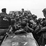 65 éve volt a partraszállás
