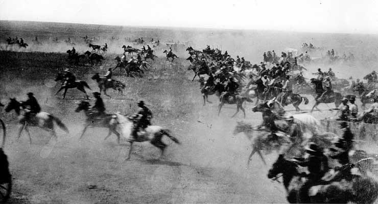1889 Oklahoma Land Rush