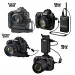 A fényképezőgép gyártók nagy WiFi kitolása