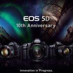 5D felhasználók bánhatják a Canon ünnepét