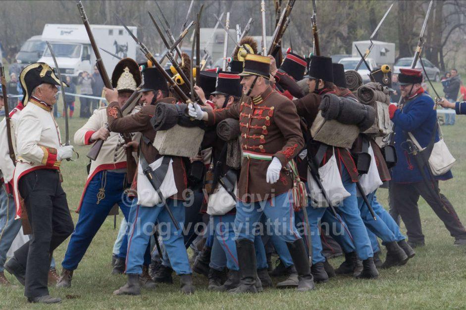 A Tápióbicskei csata 170. évfordulója