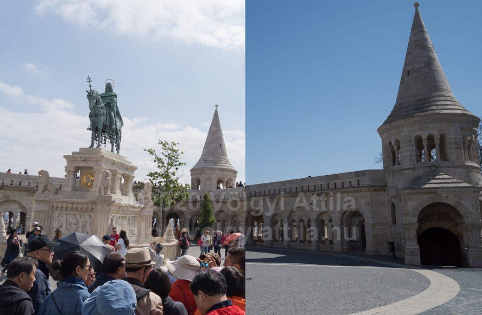 Budapest turista látványosságai korábban és most